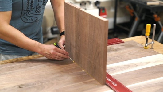 Joinery for Main Case Panels