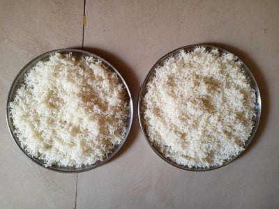 Rice Preparation