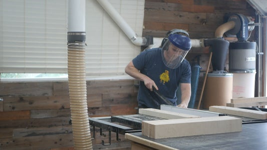 Flushing Up Your First Set of Glue Ups