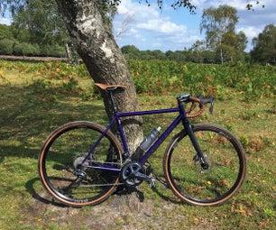 如何建立一个自行车车架