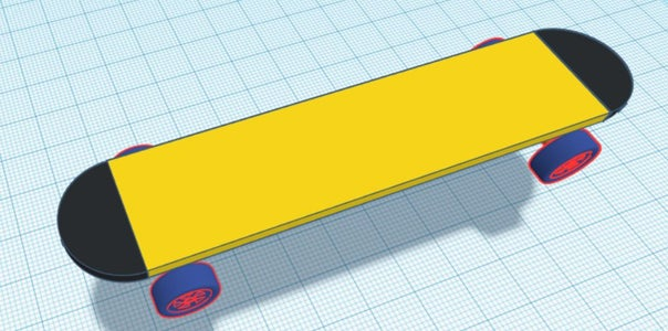 Combine the Bottom Plate and the Wheels