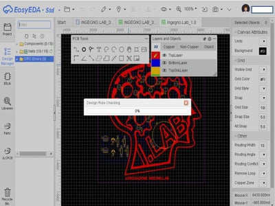 Generate the Fabrication File