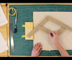 Cardboard Pantograph Tutorial