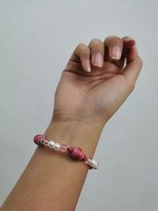 Upcycled Ang Pao Bracelet
