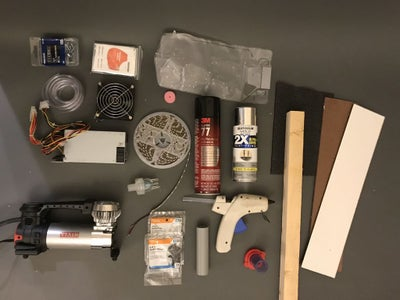 Fogponics/Aeroponics in Microgravity