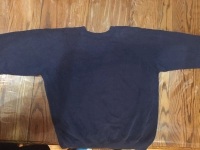 """Paint """"Swiss Miss"""" Onto the T-Shirt and Let Dry for Several Hours or Overnight..."""