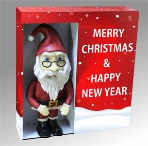 Christmas Diorama | Santa Claus