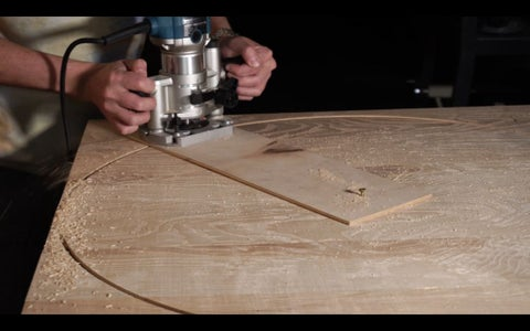 Table Top: Cutting the Circle