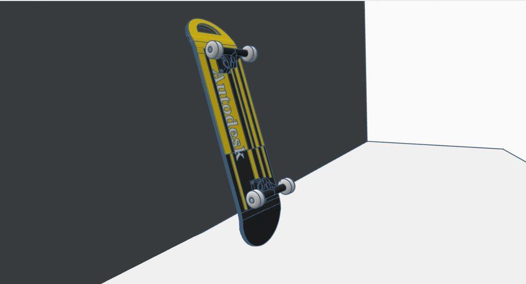 Picture of Children's Dual-purpose Skateboard