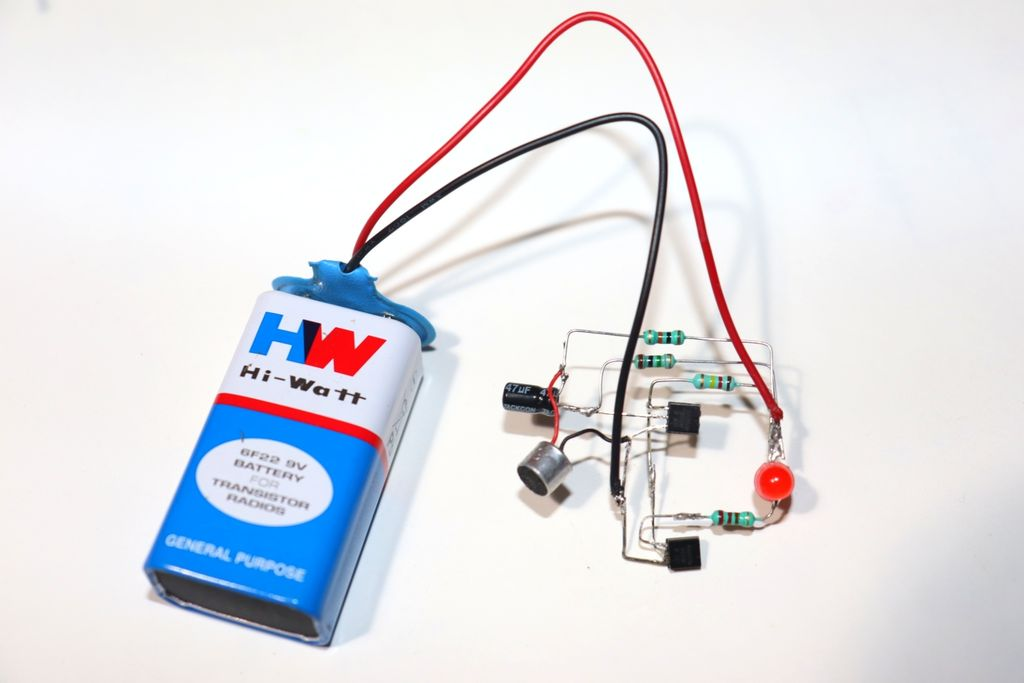 Picture of Connect Battery Clipper Wire