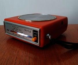 1970 Flirt Pi Internet Radio