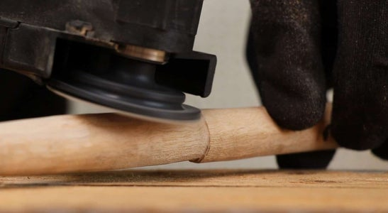 Recessing the Handle