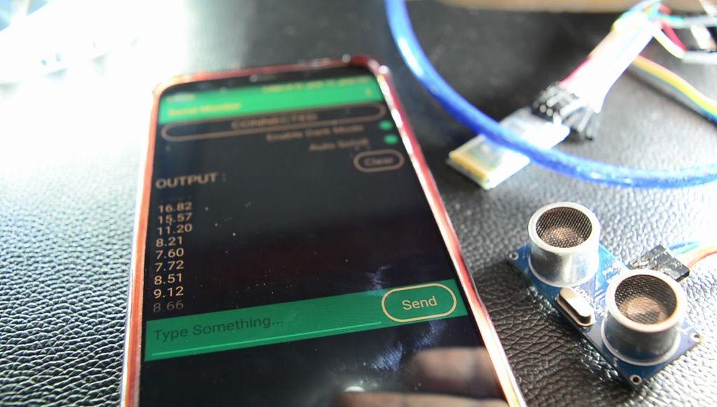 Picture of Wireless Distance Sensor DIY