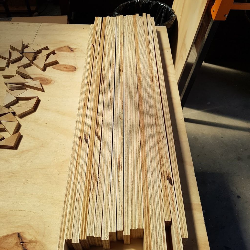 Picture of Cut Your Wood Stripes
