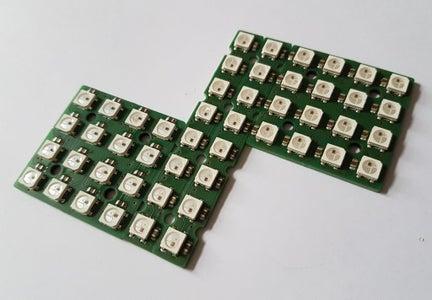Panel PCBs