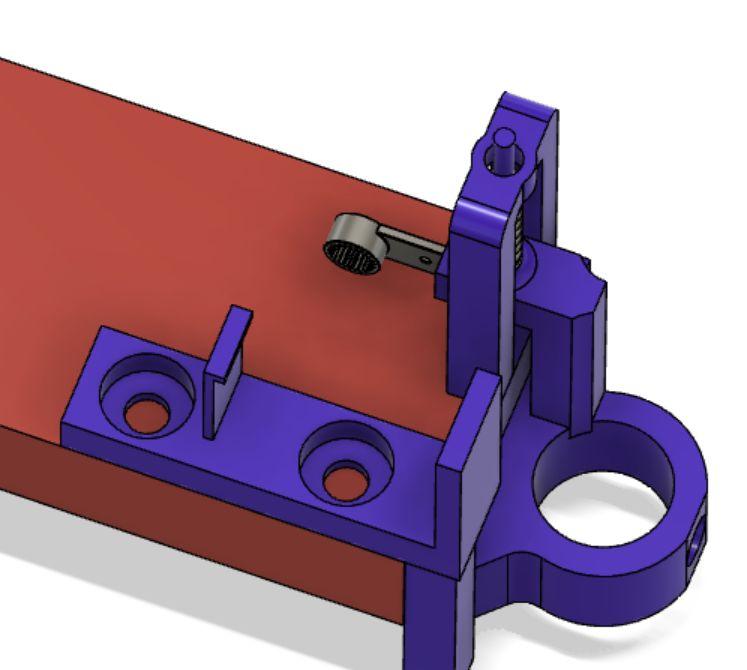 Picture of Pen Mechanism
