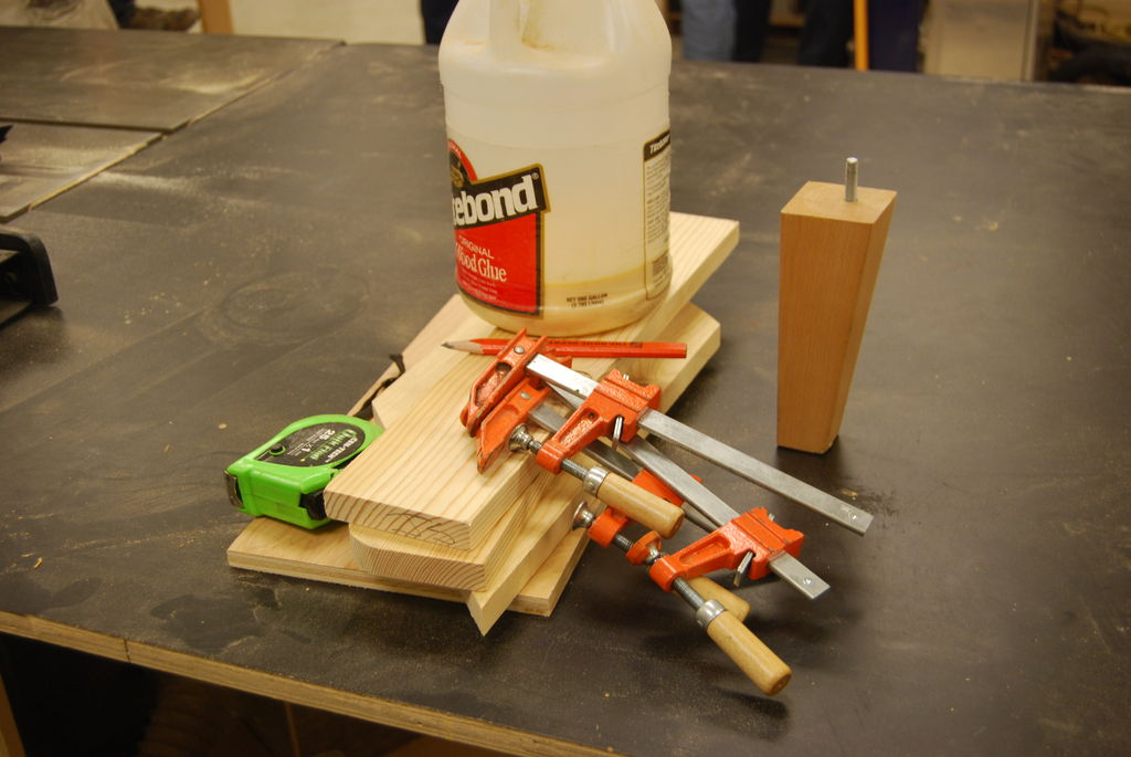 Picture of How to Make a Leg for a Sofa Chair