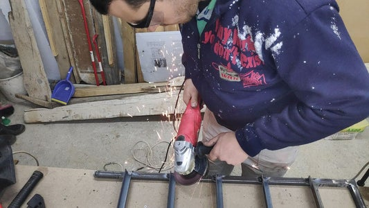 Clean Up Your Welds