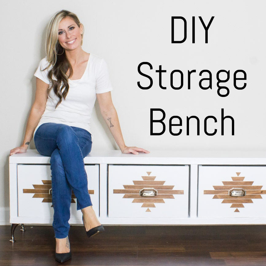 Picture of DIY Storage Bench