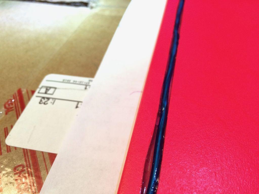 Picture of Adding EL Wire