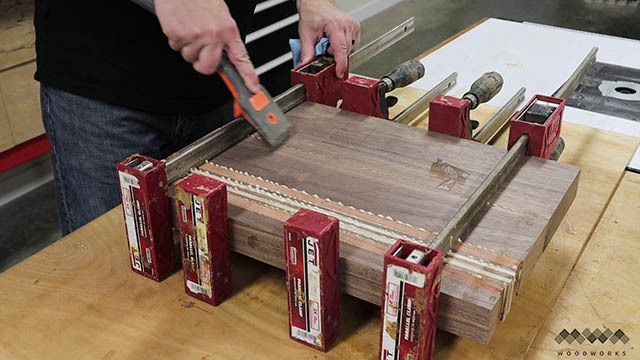 Picture of Assembling the Cutting Board