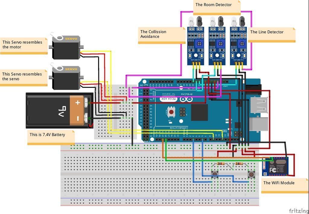 Picture of Electrical Diagram