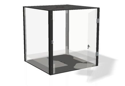 Enclosure | Building a Transparent Box
