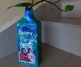 BIRTHDAY Gift From BOTTLE