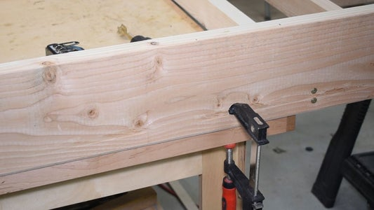 Drill Clamp Holes