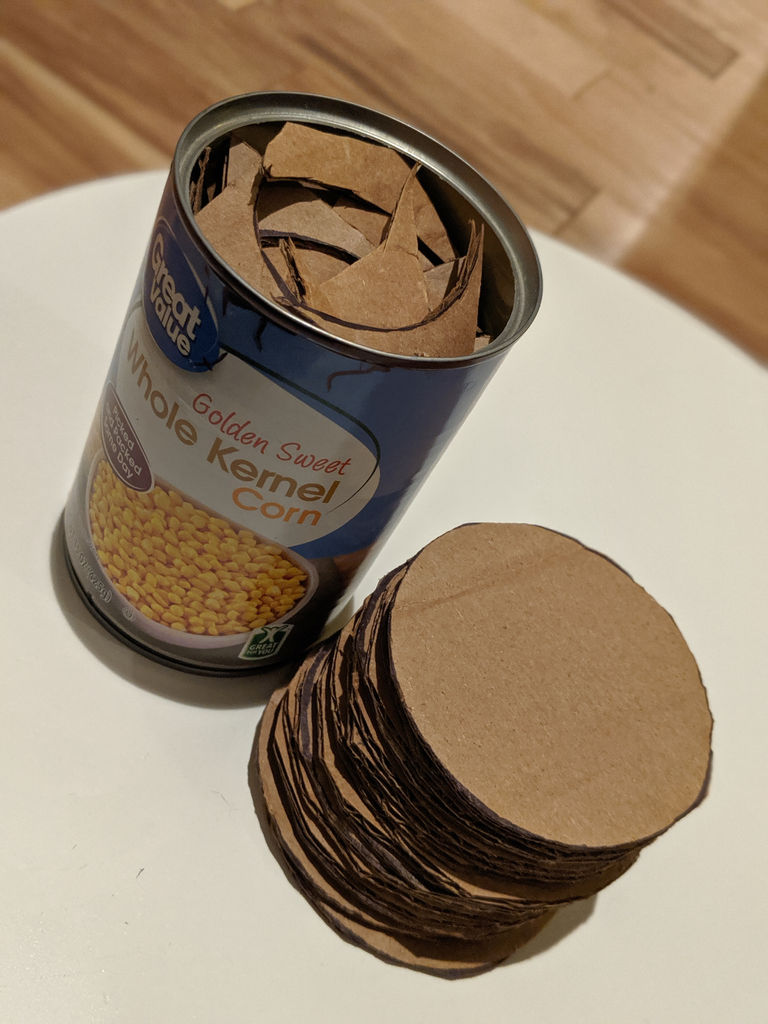 Picture of Fill the Cans