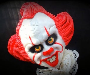 Pennywise IT Cake