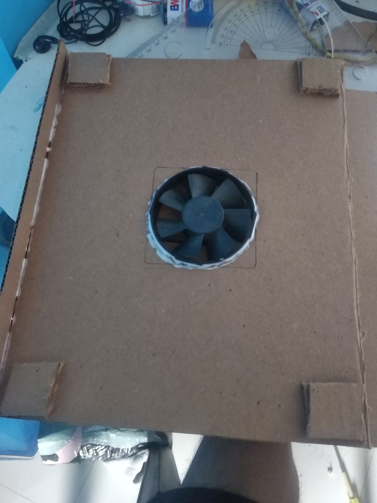 Picture of Install the Fan