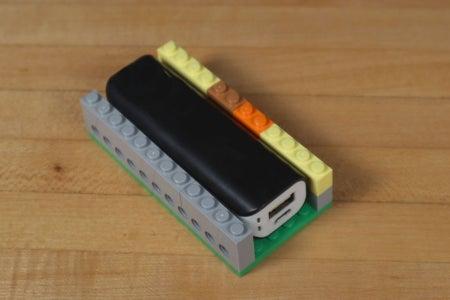 Build Your LEGO Base