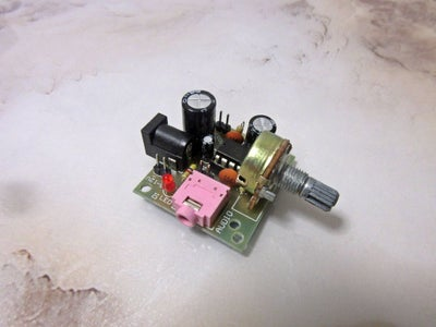 Build the LM386