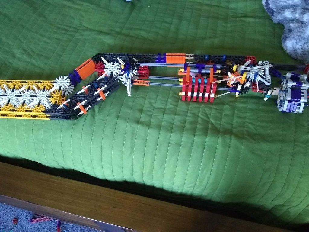 Picture of Apocalypse: a Knex Pump Action Shotgun