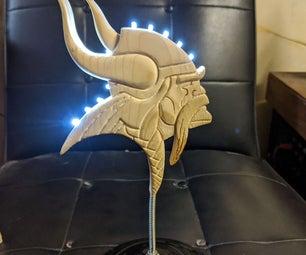 LEDs and Wood