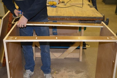 Assemble the Cabinet Carcass
