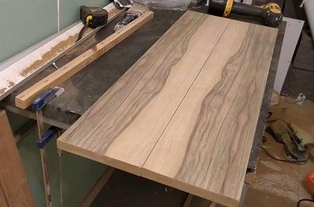 Cutting the Board - Step 2