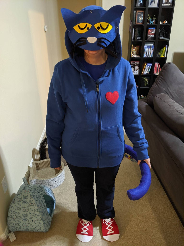 Picture of Pete the Cat Costume