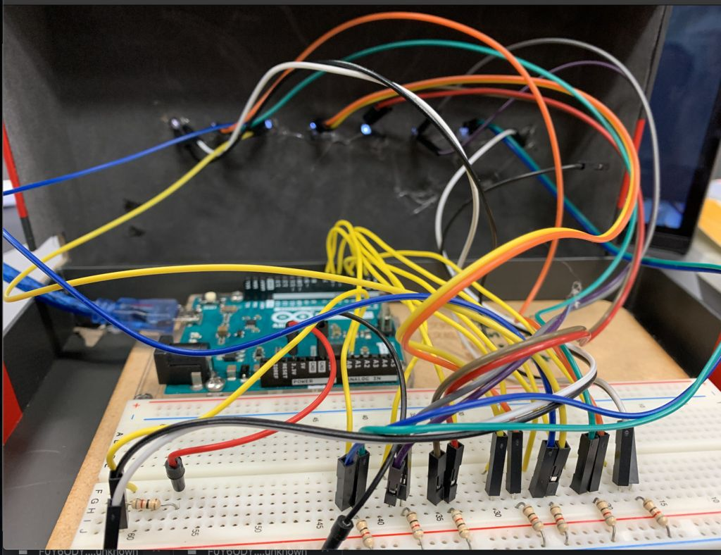 Picture of Arduino Light Theremin in Your House