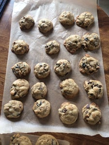 Bake Cookies, Cool, and Enjoy!