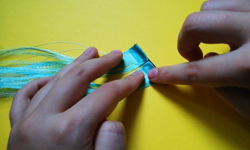 Picture of Making Hair Clips (Option 1)