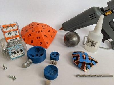 Magnetic Ball Bearing Work Holder
