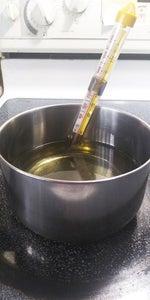 加热你的油