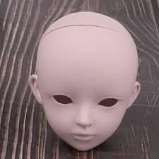 Picture of BJD Doll heads?