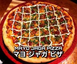 日本梅奥JAGA比萨