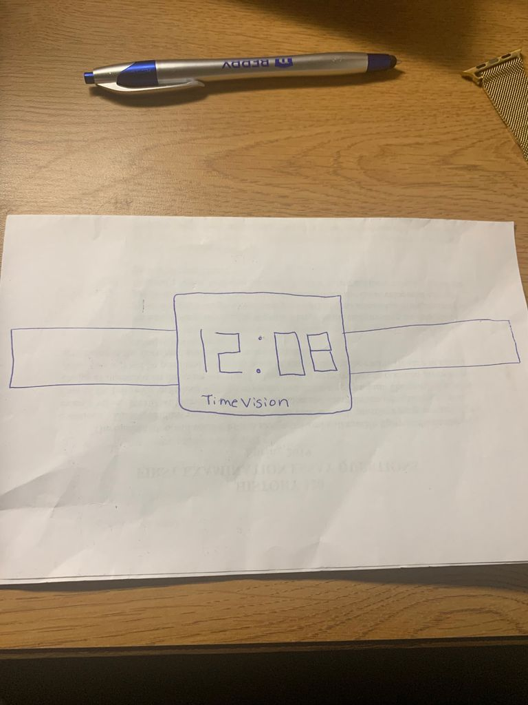 Picture of Alarm Watch