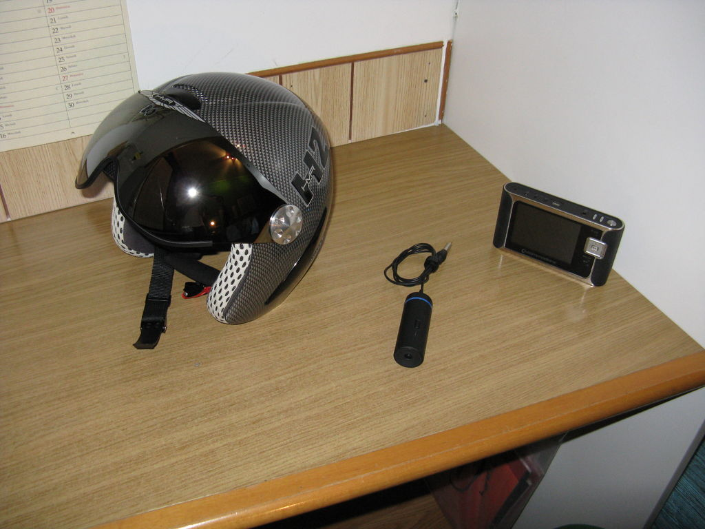 Picture of Action Camera Helmet Mount - What You Need