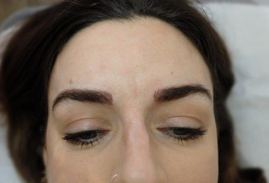 Picture of Step One: Analyse Your Natural Brows