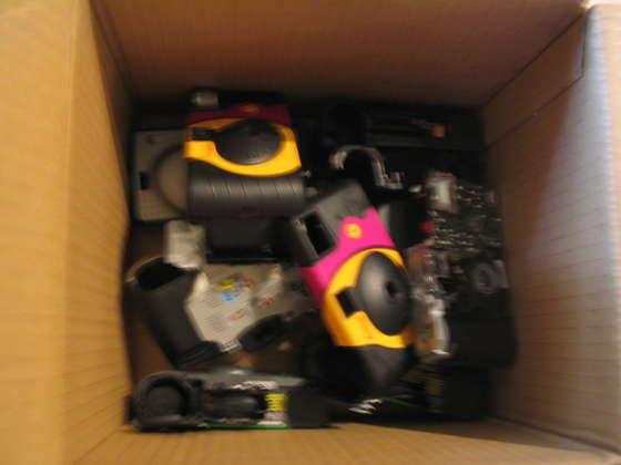 Picture of Prepare the Cameras